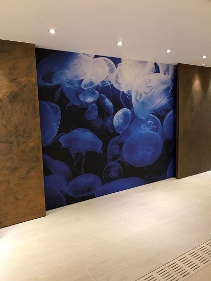 Bespoke wall covering